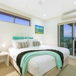 Sea Breeze Master Bedroom