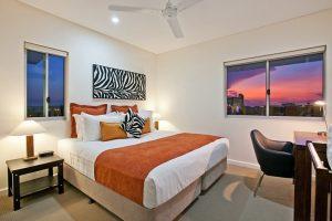 Sands Apartment King Bedroom